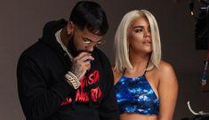 Karol G y Anuel AA, víctimas de robo valuado en más de cinco millones de pesos #Espectáculos