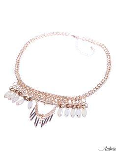#aubrie #aubriepl #aubrie_necklaces #necklaces #necklace #jewelery #accessories #brenna #gold