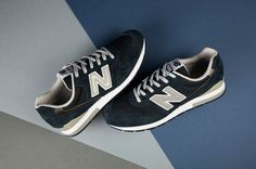 Classic New Balance Running Shoes from Fall 2013.