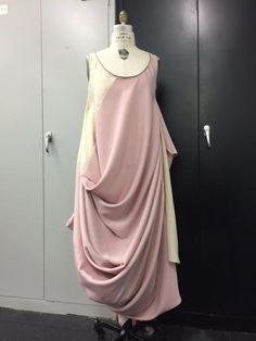 Julian Roberts Subtraction Method Dress - Final Project
