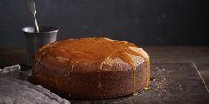 Try this Mandarin Polenta Cake recipe. Mandarin Cake, Mandarin Juice, Almond Recipes, Gluten Free Recipes, Polenta Cakes, Springform Pan, No Bake Desserts, Cake Recipes, Breakfast Recipes