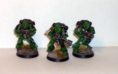 Image result for salamanders devastator squad