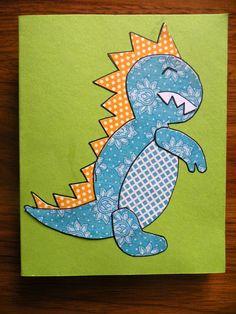 Castaliaz - hirmulisko kortit // Dinosaur cards