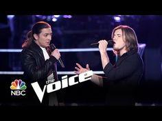 "Morgan Wallen vs. Stevie Jo: ""Story of My Life"" (The Voice Highlight) - YouTube"