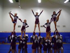 Heel stretches!! #cheerleaders #cheerleading #stunts