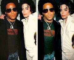 Cartas a Michael: Lenny Kravitz