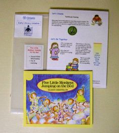 activity kits to go along with many popular childrens books