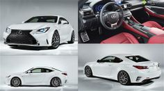 Maxabout Wallpapers: Lexus RC 350 F Sport