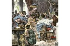 Dormice, ostrich meat and fresh fish: the surprising foods eaten in ancient Rome