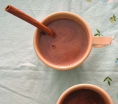 Hot Chocolate Toddy