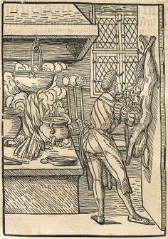 Hans Burgkmair I and Johann Geiler von Kaysersberg (author)  Das buch granatapfel im latin genant Malogranatus.., 1510  Gift of Ladislaus and Beatrix von Hoffmann  2000.57.2