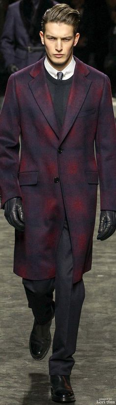 Brioni 2015 | Men's Fashion | Menswear | Men's Outfit for Fall/Winter | Stylish and Sophisticated | Moda Masculina | Shop at designerclothingfans.com  https://www.pinterest.com/AlyTseev/men-style/