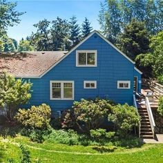 """Lewis Hughes Realtor on Instagram: """"Open House 6/29 & 6/30 6:PM to 7:30PM 2708 12th Ave NE Olympia Across from Skateland off South Bay Rd SIZZLING HOT PROPERTY! $550k Urban…"""" Olympia, Open House, Shed, Real Estate, Outdoor Structures, Cabin, House Styles, Instagram, Home Decor"""