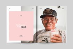 Transworld Surf Features by Wedge & Lever , via Behance