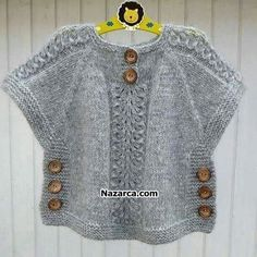 We have compiled 100 crochet baby vest pattern samples. See all of 40 crochet baby vest patterns. Browse lots of Free Crochet Patterns. Crochet Poncho With Sleeves, Gilet Crochet, Crochet Poncho Patterns, Knitted Poncho, Boy Crochet, Ravelry Crochet, Free Crochet, Baby Cardigan, Cardigan Bebe