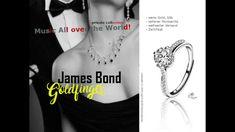 Goldfinger Theme Song - James Bond Theme Song, James Bond, Songs, World, Music, Certificate, Musica, Musik, Muziek