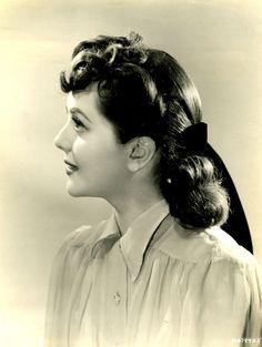 Ann Rutherford, 1940s