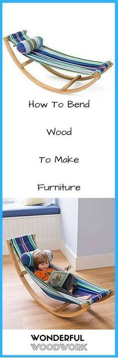 How To Bend Wood To Make Furniture: http://vid.staged.com/w4Qs?utm_content=bufferbeeb7&utm_medium=social&utm_source=pinterest.com&utm_campaign=buffer