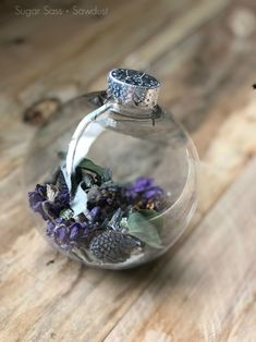 Re-Using Wedding Flowers Wedding Decorations, Wedding Ideas, Diy Christmas Ornaments, Holiday Fun, Wedding Flowers, Engagement Rings, Holidays, Crafty, Jewelry