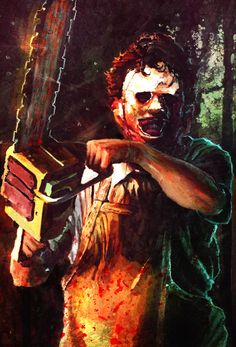 Leatherface+by+DMurdoch.deviantart.com+on+@deviantART