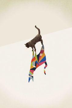 De kleurrijke schaduwen van Jason Ratliff - Mixed Grill