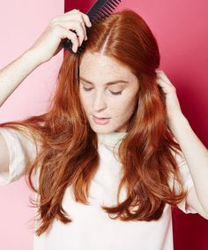 The No-Fail Guide To Banishing Frizz — For Good