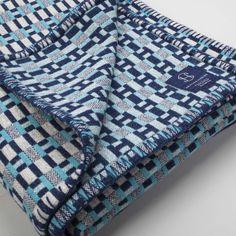 Paperchain Blanket - Sea Heather Shields