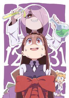 Little Witch Academia Image - Zerochan Anime Image Board Little Wich Academia, My Little Witch Academia, Magical Girl, Manga Anime, Anime Art, Otaku, Character Art, Character Design, Witch Art