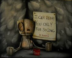 fabio napoleoni I can only love you for so long so hurry