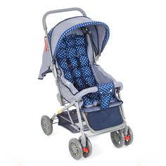 Carrinho de Bebê Candy até 15kg Azul Stillo - Stillo com o melhor preço é no Walmart!