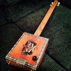 Cigar box guitar by Bluesboy Jag Get yours at http://www.jagshouse.com/cigarboxguitars.html #cbg #cigarboxguitar #blues  #guitar #electricguitar #guitarproject  #cbg #guitar #blues #guitarist #electricguitar #slideguitar #guitarra #guitarplayer #guitare #guitarsolo  #guitarplaying #guitarpic #guitarlover #guitarlessons #guitarplayers