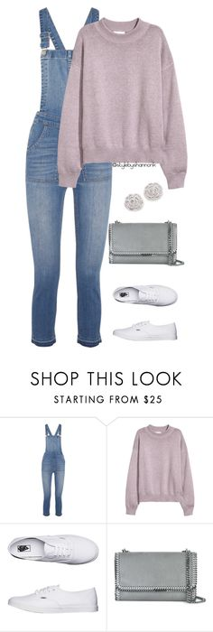"""women's fashion"" by style-by-shannon-leeper ❤ liked on Polyvore featuring Madewell, H&M, Vans, STELLA McCARTNEY and Kate Spade"