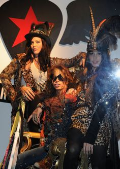 Mia Tyler Photos - Steven Tyler Introduces The Andrew Charles Fashion Line At Macy's Herald Square - Zimbio Chelsea Tyler, Mia Tyler, Macy's Herald Square, Elevator Music, Steven Tyler Aerosmith, The Jam Band, Joe Perry, Girls Rules, Lifestyle