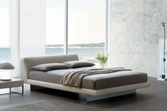 Feng is a double bed created by Alivar which comes with an elegant and modern design