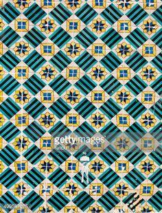 Stock Photo : Portuguese tiles