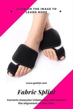 BunionPal | Fabric splint