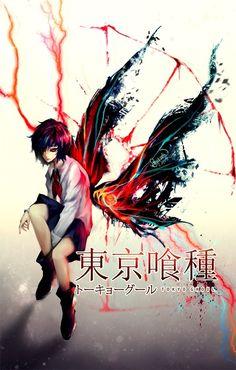 In love with this! |Touka Kirishima - Tokyo Ghoul Fan Art (37445902) - Fanpop - Page 4 |