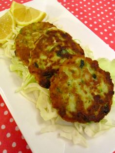 Zucchini Ricotta Fritters - To make low carb use almond flour instead of all-purpose flour.