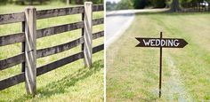 I'd like to find an old wooden fence like this for engagement pictures!