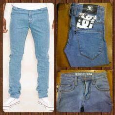 DC jeans bio blits  kode barang  Dc jeans bio blits  harga eceran : Rp. 140.000 / celana (1 -2 pcs) harga grosir Rp 120.000 /celana (3 pcs atau lebih) belum termasuk ongkir Dc jeans bio blits  Bahan denim jeans Ukuran 29-34 Kualitas kw super Dc jeans bio blits  ligt blue  Pemesanan via SMS Anda dapat melakukan pemesanan melalui SMS dengan format sebagai berikut:  Nama | Alamat Lengkap | Produk Yang Dipesan | Jumlah Pesanan  kirim ke 085701111960