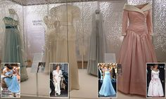 Princess Diana's dazzling wardrobe is the focus of a major new exhibition at Kensington Palace tracing the evolution of her iconic and glamorous style, 20 years after her death.