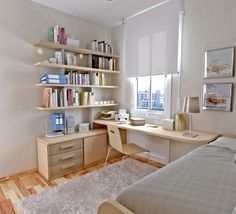 50 Thoughtful Teenage Bedroom Layouts