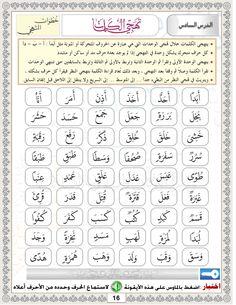 Livret d exercices sur les moudoud cours arabe langue for Apprendre les livrets