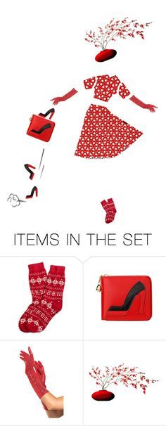 """""""My Red doll ;-)"""" by sharonnnnnn ❤ liked on Polyvore featuring art"""