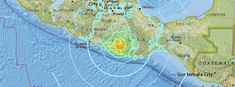Very strong and shallow M7.2 earthquake hits Oaxaca, Mexico  {ENDTIME SIGNS: EARTHQUAKES IN DIVERS PLACES - Matthew 24:7; Mark 13:8; Matthew 24:7}