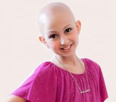 Talia Castellano - a 12-year-old girl who won't let not just one, but two kinds on cancer, kill her amazing spirit and personality. Check her out YouTube channel..she's an amazing makeup artist! http://www.youtube.com/user/taliajoy18