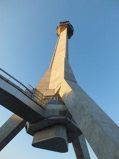 Avala tower, Belgrade, Serbia