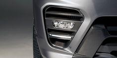 The Overfinch Sport Range Rover Sport, Honda Logo, Carbon Fiber, Sports, Hs Sports, Sport