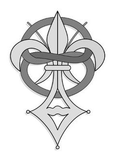 Symbol of the Priory of Sion scout emblem
