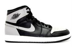 "Air Jordan 1 Retro ""Black/Soft Grey"""